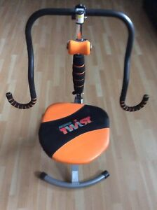 An Doer Twist workout/exercise machine