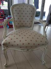 King Louis chair, in perfect condition Adamstown Newcastle Area Preview