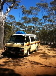 Toyota Hiace Poptop Campervan Palm Beach Gold Coast South Preview