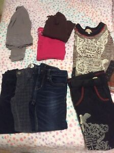 Toddler Girl clothing size 4-5