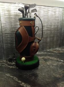 GOLF BAG PHONE