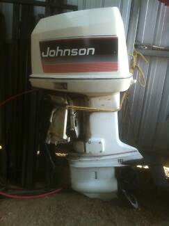 Johnson 200 hp Outboard Westbourne Park Mitcham Area Preview