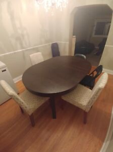 IKEA extending table for sale