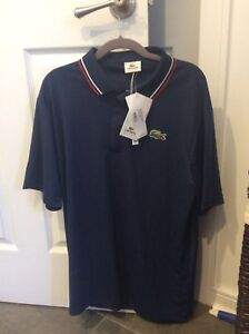 Polo homme Lacoste Marine size 6 slim fit