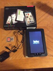Kobo Vox ereader and Android tablet in one