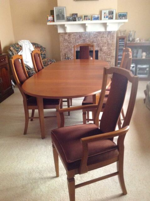 dining room table and chairs dining tables gumtree australia rh gumtree com au