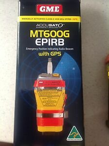 GME EPIRB MT600G Butler Wanneroo Area Preview