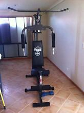 York Home Gym Set - Quality Product & Condition Mount Annan Camden Area Preview