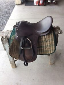 English Saddle cost $450 asking $175 a few years old