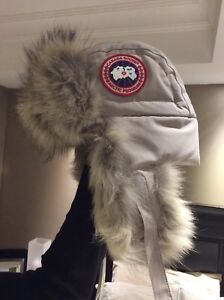 Canada Goose Aviator Hat - New With Tags 4a744f462c41