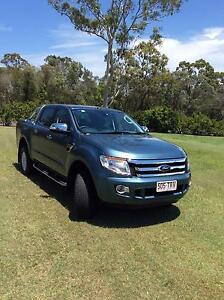 2013 Ford Ranger Ute Chandler Brisbane South East Preview