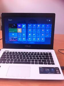 ASUS 240Ghz 4GB RAM 64-bit 500GB HDD Windows 8 - HDMI & SD Reader Seabrook Hobsons Bay Area Preview