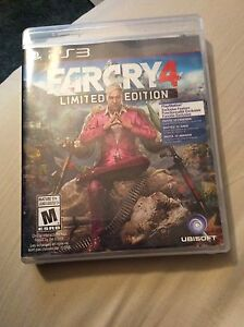 PS3 Far Cry 4, Limited Edition