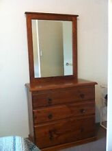 Dressing table with Detachable Mirror Lane Cove North Lane Cove Area Preview
