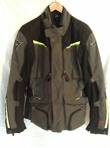 Dainese sandstorm motorcycle jacket American size 42