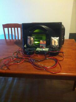 Car stereo parts (sub, amp, speakers, wires) Muswellbrook Muswellbrook Area Preview
