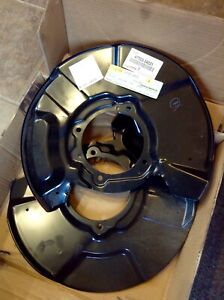 OEM TOYOTA Front Disk Baking plate(s) for Toyota Tundra.