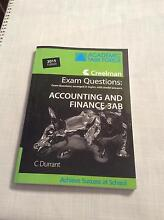 Accounting and Finance 3AB Academic Task Force Emax Questions Landsdale Wanneroo Area Preview