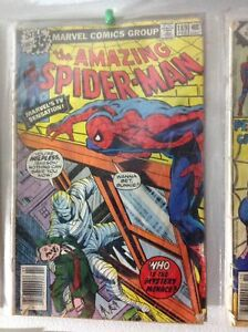 Selling Vintage Amazing Spider-Man comics