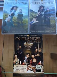 OUTLANDER DVD Saisons 1 & 2