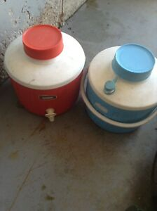 Thermos water/ juice jug .. Both $8