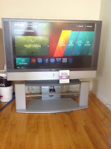 Grand Wega Sony 60 inch projection LCD/  table stand / special!!