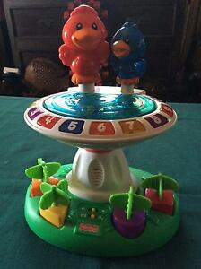 Fisher Price Bird Bath (Educational) Albany Creek Brisbane North East Preview