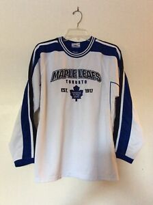 Maple Leafs Official Licensed Jersey, Youth XL