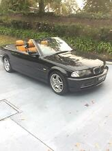 2002 BMW Other Convertible Mona Vale Pittwater Area Preview