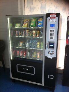 Vending machine run. 8 sited machines, $49900 Melton area Melton Area Preview