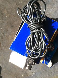 Two extension  cords 35 ft and 33 ft