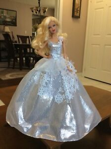 2013 Holiday Collector Barbie Doll