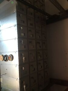 Mailboxes/Safety/Security Boxes