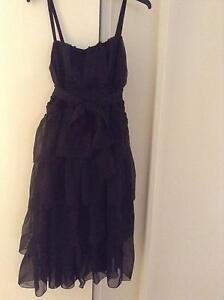 Black ruffled Dress Marangaroo Wanneroo Area Preview
