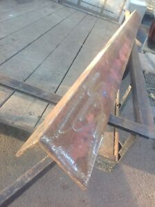 STEEL ANGLE LINTEL for Brick & Stone- 3.5 x 6 x 120-in Long