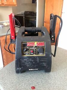 Battery charger Power boost 5000