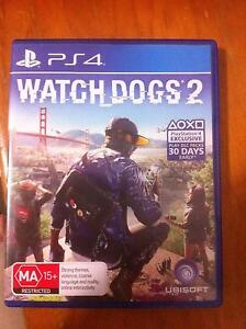 Watch Dogs 2 PS4 (Used) Coomera Gold Coast North Preview