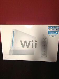 Console Wii et Wii Fit