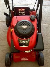 As new Rover Regal OHV800, key start, self propelled Lawn Mower Newell Cairns Surrounds Preview