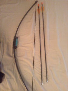 Lil Buck Archery Training Bow and Arrows