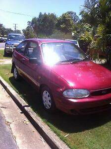 1998 Ford Festiva Hatchback Burleigh Waters Gold Coast South Preview