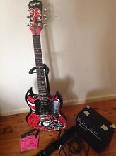 Epiphone Electric Guitar Bundle SUPER CHEAP DEAL!! Bass Hill Bankstown Area Preview