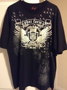 Men's phat farm t shirt - brand new