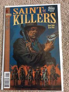 Preacher special. Saint of killers 1&4