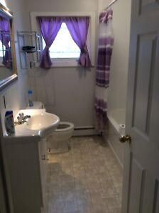 Stewiacke room for rent with private bath everything included