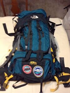 North Face Alpha Tyrol Pack