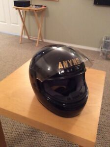 XL Adult Full Face Helmet