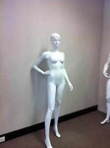 Various Female Shop Mannequins Loganholme Logan Area Preview