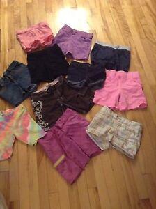 Girl shorts size 6/7