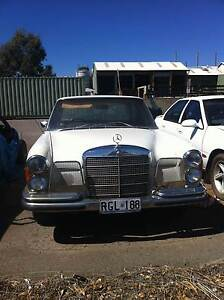 1970 Mercedes-Benz 280 Sedan Saloon Beechboro Swan Area Preview